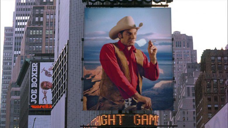 Joe Boxer in Seinfeld Season 8 Episode 9 The Abstinence
