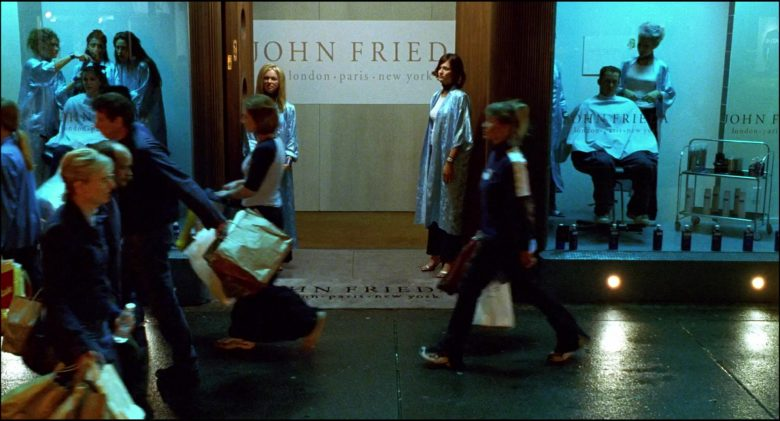 John Frieda Hair Salon in Josie and the Pussycats (1)