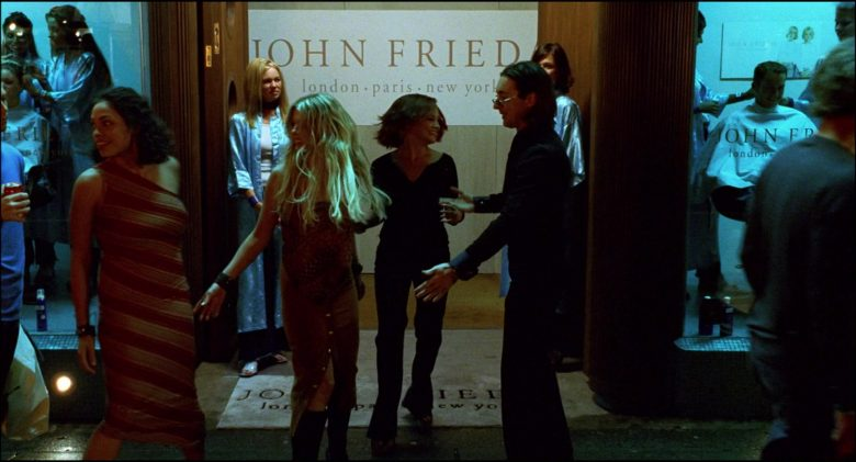 John Frieda Hair Salon in Josie and the Pussycats (2)