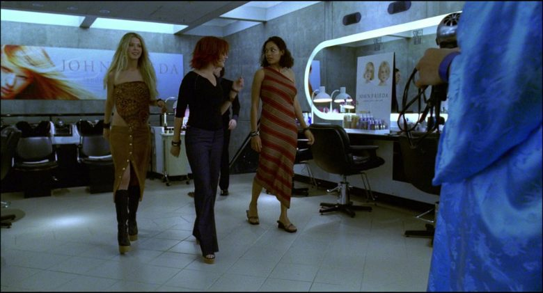 John Frieda Hair Salon in Josie and the Pussycats (4)