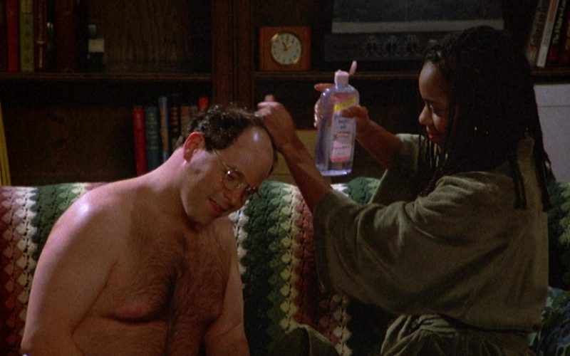 Johnson's Oil in Seinfeld Season 4 Episode 18 The Old Man (1)
