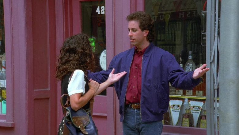 Jose Cuervo Tequila in Seinfeld Season 7 Episode 3 The Maestro