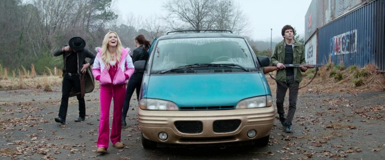 Juicy Couture Tracksuit Worn by Zoey Deutch in Zombieland Double Tap (1)
