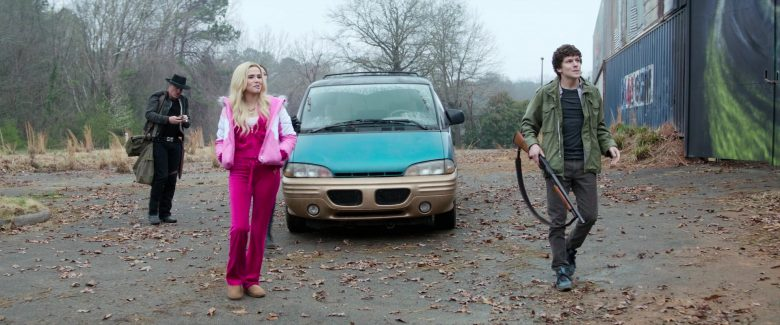 Juicy Couture Tracksuit Worn by Zoey Deutch in Zombieland Double Tap (2)