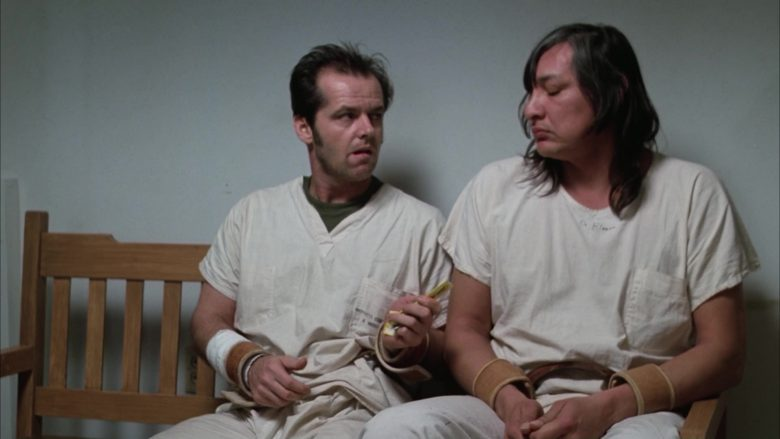 Juicy Fruit Chewing Gum Enjoyed by Jack Nicholson & Will Sampson in One Flew Over the Cuckoo's Nest (2)