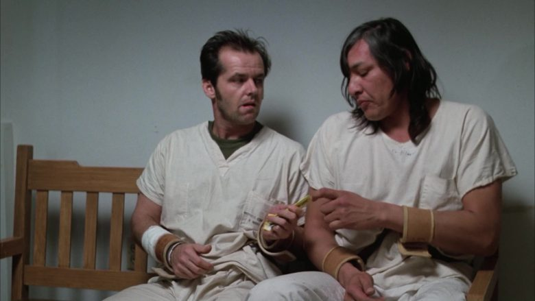 Juicy Fruit Chewing Gum Enjoyed by Jack Nicholson & Will Sampson in One Flew Over the Cuckoo's Nest (3)