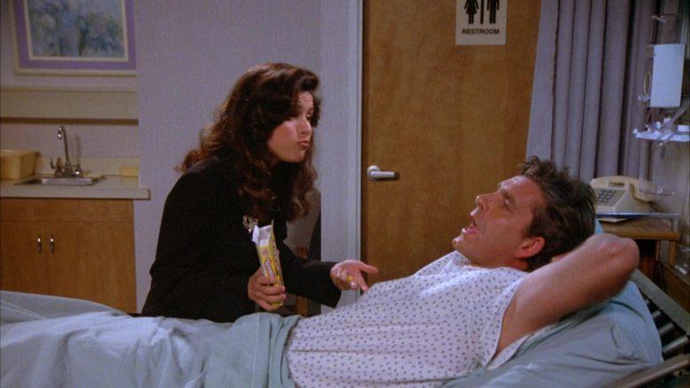 Jujyfruits Candies Enjoyed by Julia Louis-Dreyfus as Elaine Benes in Seinfeld Season 5 Episode 22 (4)