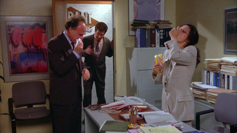 Jujyfruits Candies Enjoyed by Julia Louis-Dreyfus as Elaine Benes in Seinfeld Season 5 Episode 22 (6)