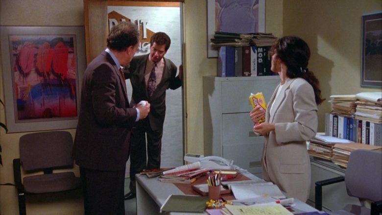 Jujyfruits Candies Enjoyed by Julia Louis-Dreyfus as Elaine Benes in Seinfeld Season 5 Episode 22 (7)