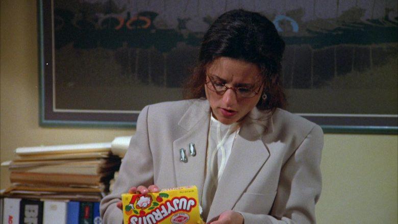 Jujyfruits Candies Enjoyed by Julia Louis-Dreyfus as Elaine Benes in Seinfeld Season 5 Episode 22 (9)