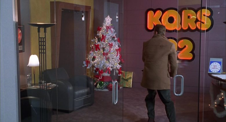 KQRS-FM Classic Rock Radio Station in Jingle All the Way (2)