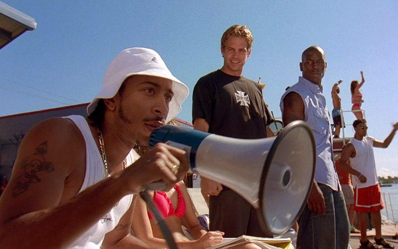Kangol Hat in 2 Fast 2 Furious (1)