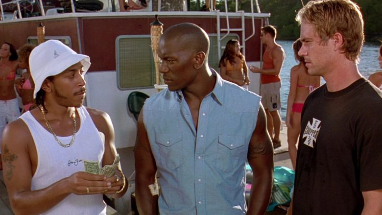 Kangol Hat in 2 Fast 2 Furious (2)
