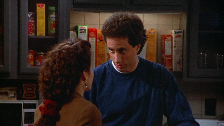 Kellogg's Apple Jacks in Seinfeld Season 4 Episode 19 The Implant