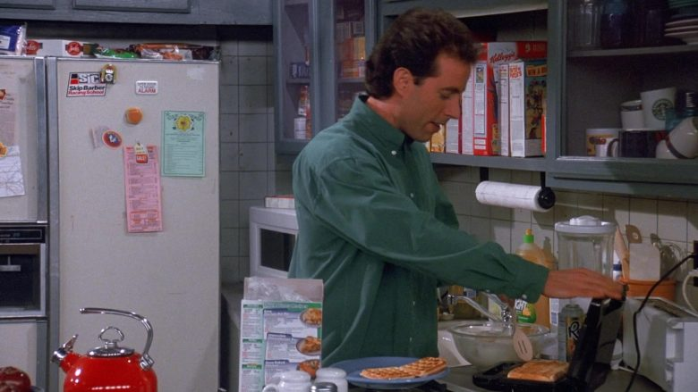 Kellogg's Cereal in Seinfeld Season 9 Episode 9 The Apology (1997)