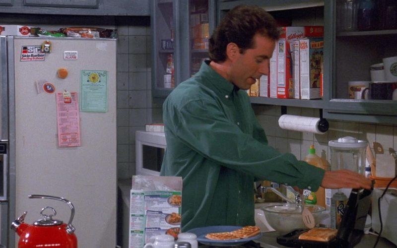 Kellogg's Cereal in Seinfeld Season 9 Episode 9 The Apology (1997)