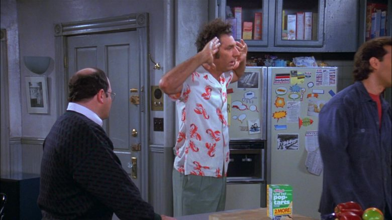 Kellogg's Low Fat Pop-Tarts in Seinfeld Season 8 Episode 20 The Millennium