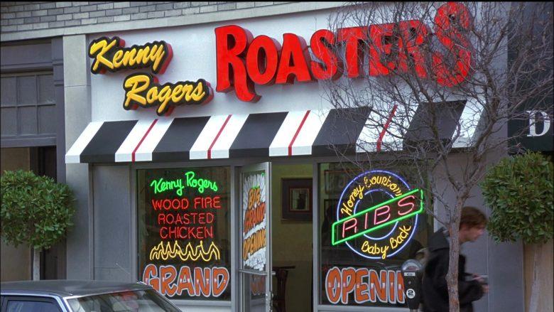 Kenny Rogers Roasters Restaurant in Seinfeld Season 8 Episode 8 The Chicken Roaster (1)
