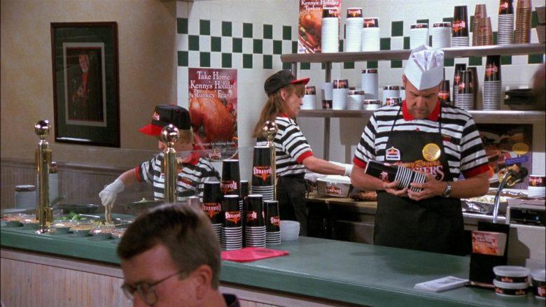 Kenny Rogers Roasters Restaurant in Seinfeld Season 8 Episode 8 The Chicken Roaster (10)
