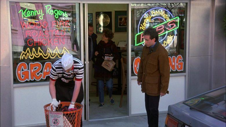 Kenny Rogers Roasters Restaurant in Seinfeld Season 8 Episode 8 The Chicken Roaster (3)