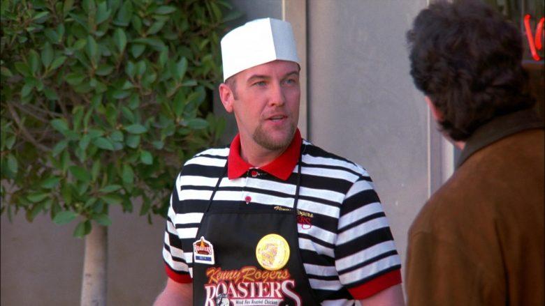 Kenny Rogers Roasters Restaurant in Seinfeld Season 8 Episode 8 The Chicken Roaster (4)