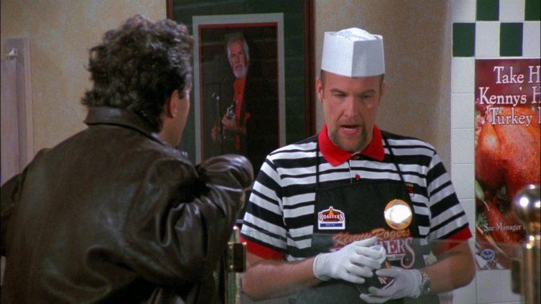 Kenny Rogers Roasters Restaurant in Seinfeld Season 8 Episode 8 The Chicken Roaster (6)