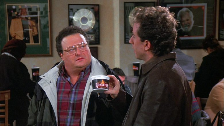 Kenny Rogers Roasters Restaurant in Seinfeld Season 8 Episode 8 The Chicken Roaster (8)