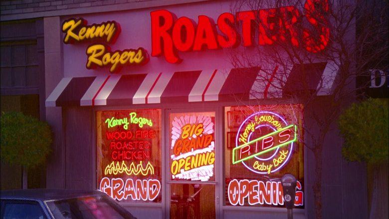 Kenny Rogers Roasters Restaurant in Seinfeld Season 8 Episode 8 The Chicken Roaster (9)