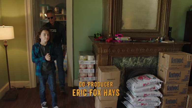 Kentwood Springs Bottled Water Boxes in NCIS New Orleans Season 6 Episode 10 Requital (1)