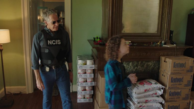 Kentwood Springs Bottled Water Boxes in NCIS New Orleans Season 6 Episode 10 Requital (2)