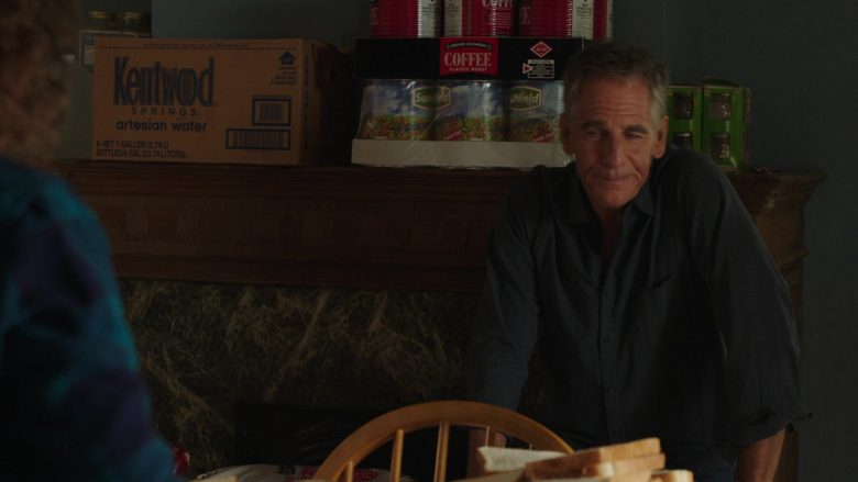 Kentwood Springs Bottled Water Boxes in NCIS New Orleans Season 6 Episode 10 Requital (3)