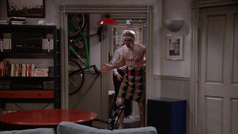 Klein Bicycle in Seinfeld Season 3 Episode 23 The Keys (1)