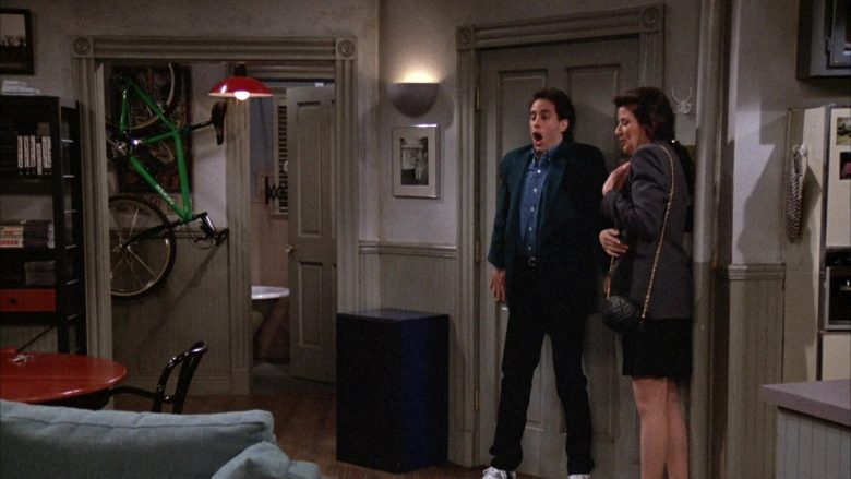 Klein Bicycle in Seinfeld Season 3 Episode 23 The Keys (2)