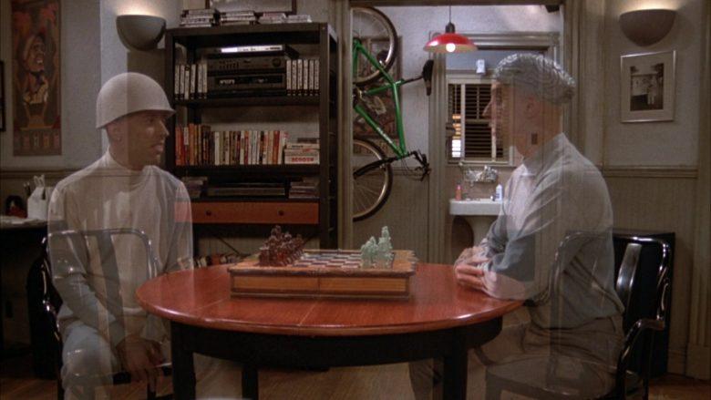 Klein Bicycle in Seinfeld Season 3 Episode 9 The Nose Job
