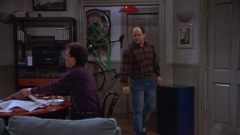 Klein Bicycle in Seinfeld Season 4 Episode 13 The Pick (1)