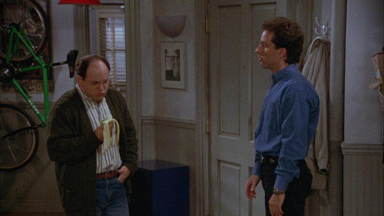 Klein Bicycle in Seinfeld Season 4 Episode 13 The Pick (4)