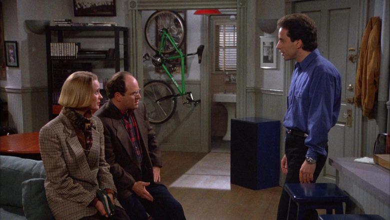 Klein Bicycle in Seinfeld Season 4 Episode 7 The Bubble Boy (1)