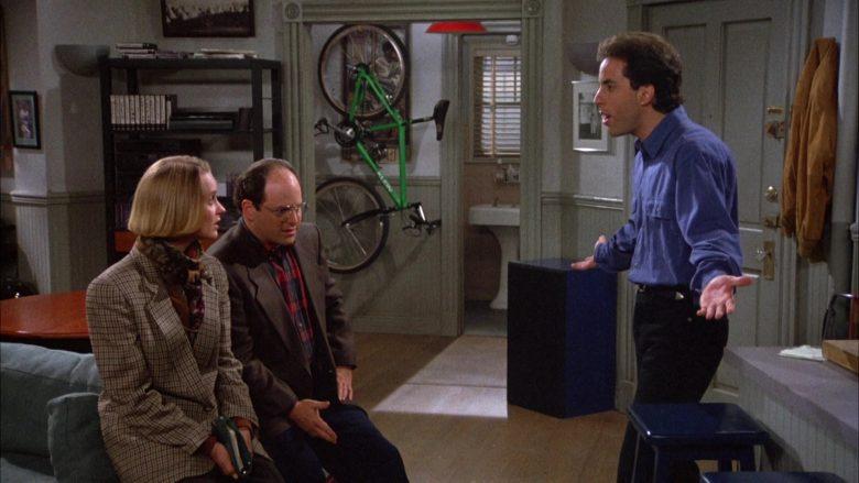 Klein Bicycle in Seinfeld Season 4 Episode 7 The Bubble Boy (2)