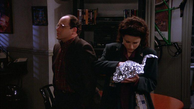 Klein Bicycle in Seinfeld Season 5 Episode 11 The Conversion (1)