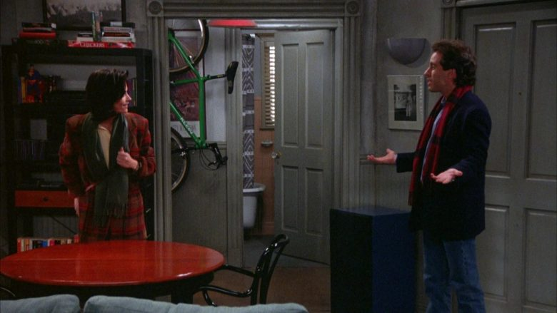 Klein Bicycle in Seinfeld Season 5 Episode 17 The Wife (1)