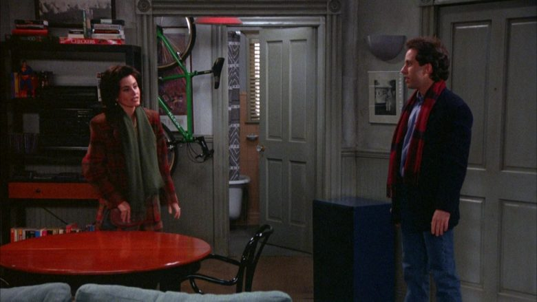 Klein Bicycle in Seinfeld Season 5 Episode 17 The Wife (2)