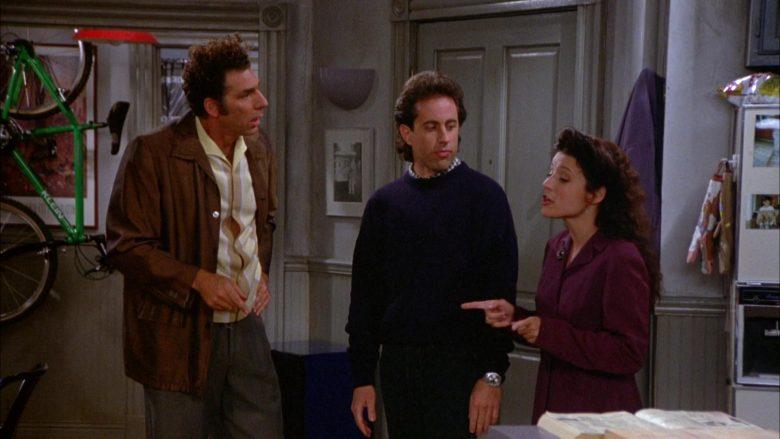 Klein Bicycle in Seinfeld Season 5 Episode 5 The Bris (1)
