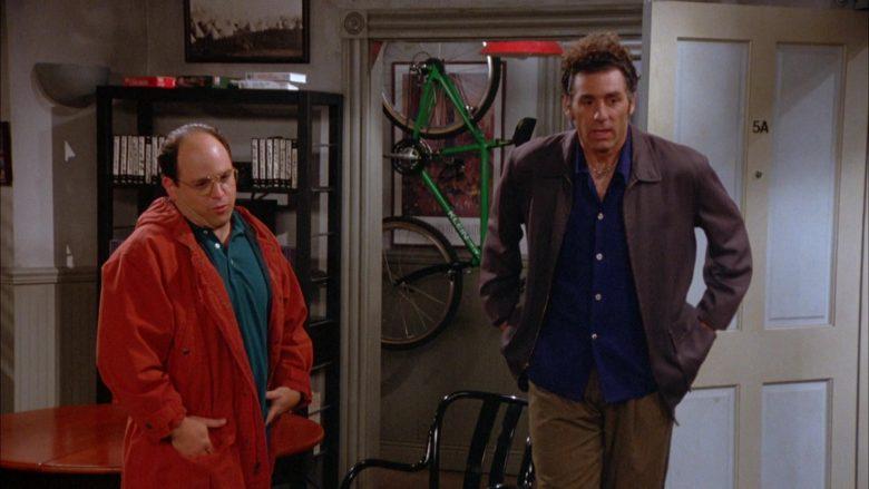 Klein Bicycle in Seinfeld Season 5 Episode 5 The Bris (2)