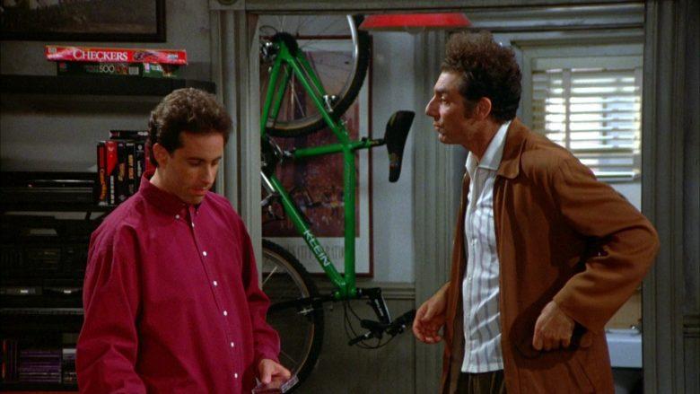 Klein Bicycle in Seinfeld Season 5 Episode 7 The Non-Fat Yogurt (1)
