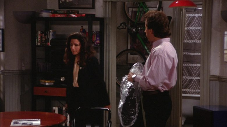Klein Bicycle in Seinfeld Season 6 Episode 1 The Chaperone (2)