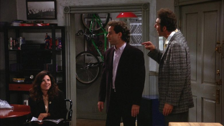 Klein Bicycle in Seinfeld Season 6 Episode 1 The Chaperone (3)
