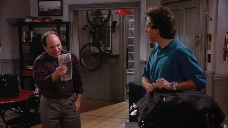 Klein Bicycle in Seinfeld Season 6 Episode 1 The Chaperone (5)