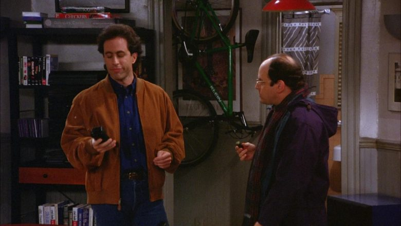 Klein Bicycle in Seinfeld Season 6 Episode 12 The Label Maker (4)