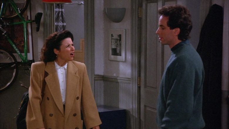 Klein Bicycle in Seinfeld Season 6 Episode 20 The Doodle (2)