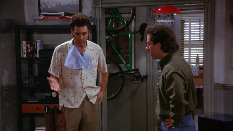 Klein Bicycle in Seinfeld Season 6 Episode 8 The Mom & Pop Store (1)